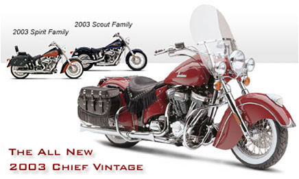 History of indian motorcycles